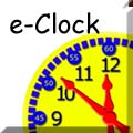 e-clock: tell the time
